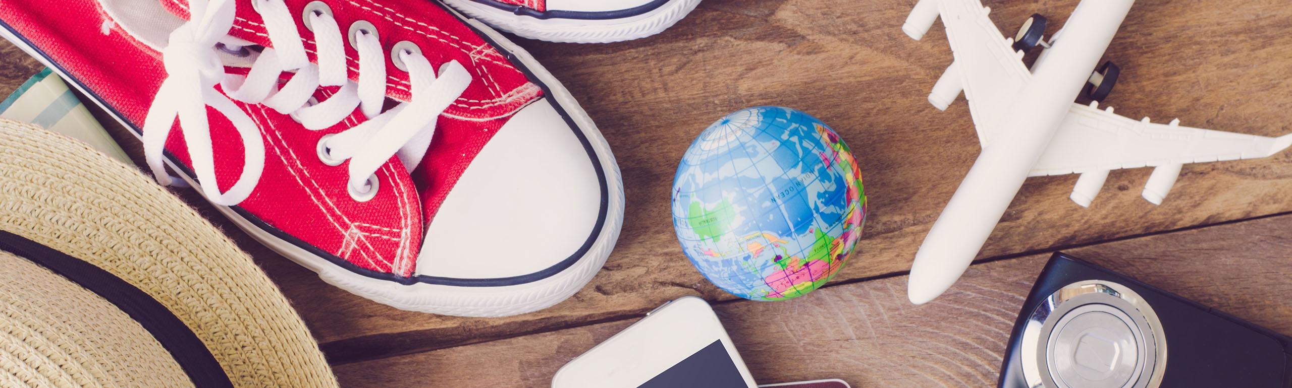 6 věcí do kufru, které ulehčí naší peněžence na dovolené